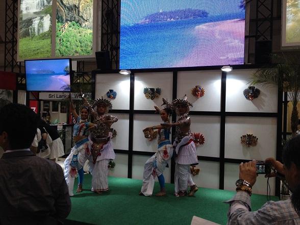 スリランカのダンス