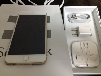 iphone6 Plusの付属品