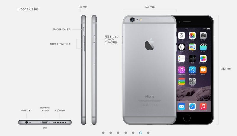 iPhone6の失敗しないスクリーンショットを撮る方法