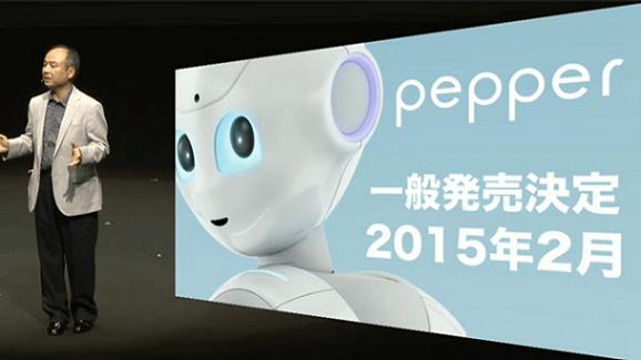 話題のロボット「pepper(ペッパー)」をSoftbankのお店で遊んできた